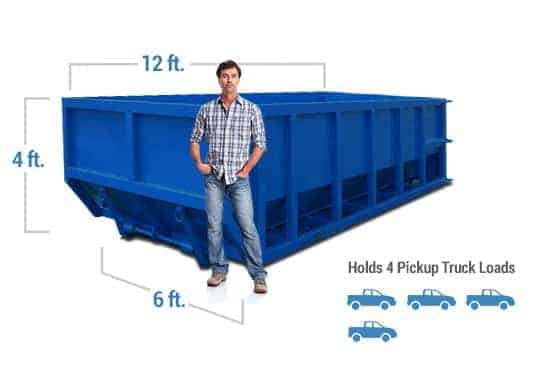 Republic Services Dumpster Sizes